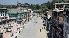 Jammu & Kashmir: 153 Utility, Entertainment, Govt Websites Unblocked; No Social Media, News