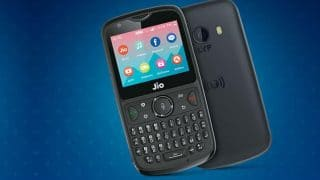 Reliance JioPhone 3 4G feature phone with MediaTek SoC may launch this month