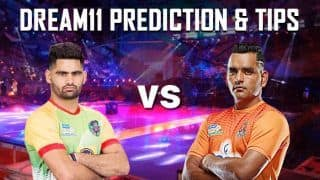 Dream11 Team PAT vs PUN Pro Kabaddi League 2019 - Kabaddi Prediction Tips For Today's PKL Match Patna Pirates vs Puneri Paltan at Patliputra Sports Complex, Patna