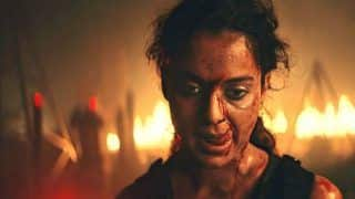 Dhaakad Teaser: Kangana Ranaut Tastes Her Own Blood (Literally), Video Promises Powerful Action