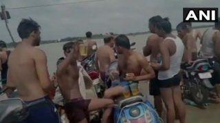 UP: Kanwariyas Caught Drinking at Garh Mukteshwar Ghat, Police Assure Action