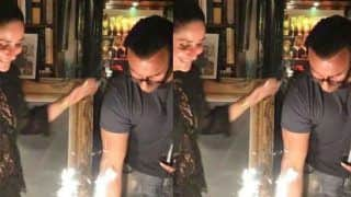 Saif Ali Khan's Birthday Picture Hints That it Was a Small Celebration at Home - Check Viral Post