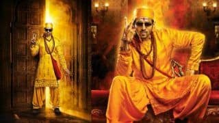 Bhool Bhulaiyaa 2 First Look: Kartik Aaryan Looks Exactly Like Akshay Kumar in His Yellow Toga