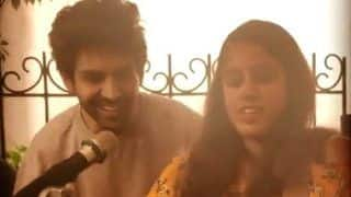 Kartik Aaryan Celebrates Friendship Day by Crooning to 'Tera Yaar Hoon Main' With a Female Fan - Viral Video