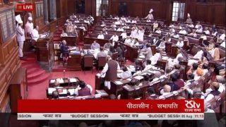 Latest Updates on J&K: धारा 370 पर नेताओं के बोल, राम माधव बोले- आखिरकार डॉ. मुखर्जी की शहादत का हुआ सम्मान