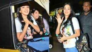 Kiara Advani Enjoys Adventurous Auto Ride With Her Friend- Watch Video Here