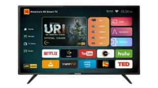 Kodak XPRO-series 4K LED Smart TVs launched, price in India starts at Rs 22,499