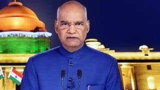 Now it is For All of us to Work Together, Take Our Nation to New Heights, Says President Ram Nath Kovind
