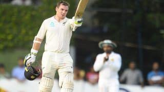 Unbeaten 111 From Tom Latham Puts New Zealand in Driving Seat Against Sri Lanka in Second Test