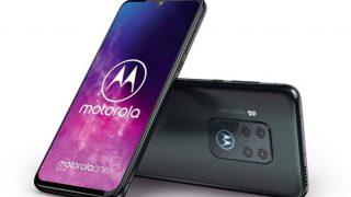 लॉन्च से पहले लीक हुई Motorola One Zoom स्मार्टफोन की कीमत और स्पेसिफिकेशंस