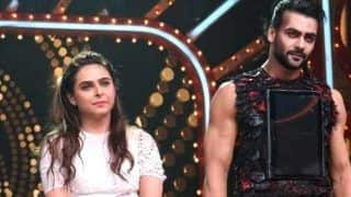 Madhurima Tuli Speaks on Being Evicted From Nach Baliye 9 After Creating Scene in Front of Raveena Tandon Due to Vishal Aditya Singh