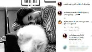 Malaika Arora And Arjun Kapoor's Latest Instagram Banter is How a Happy Sunday Looks Like
