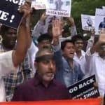 AICWA Workers Question Mika Singh on Nationalism, Say 'Desh Se Bada Paisa Nhi Hota' During Protest