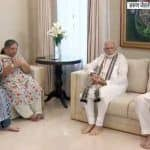 Back in India, PM Modi Visits Jaitley's Family For Condolences