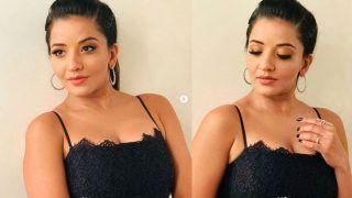 Bhojpuri Hottie Monalisa Flaunts Her Sexy Moves on 'Chammak