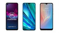 Motorola One Action vs Realme 5 Pro vs HTC Wildfire X: प्राइस, स्पेसिफिकेशंस और फीचर्स में क्या है अंतर