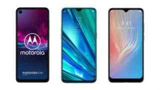 Motorola One Action vs Realme 5 Pro vs HTC Wildfire X: Price in India, specifications and features compared