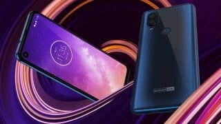 Motorola One Vision now available via offline stores: Price in India, specifications and features