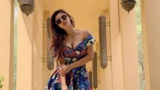 Mouni Roy Made Summer Hotter in a Sizzling Blue Dress- Check Here