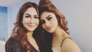Mouni Roy is Undeniable Sexy in Black One-Shoulder Top, Fans Can't Keep Calm