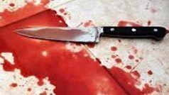 दूसरी बेटी पैदा हुई तो नाराज महिला ने पति को ही चाकू से गोदकर मार डाला