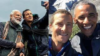 Narendra Modi And Barack Obama Have Similarities, Reveals Man vs Wild Host Bear Grylls