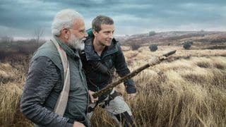 'Humble' PM Narendra Modi Goes Against Security While Shooting For Man vs Wild With Bear Grylls