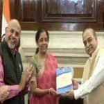 Expert Committee Submits Report on Replacing I-T Act With Direct Tax Code