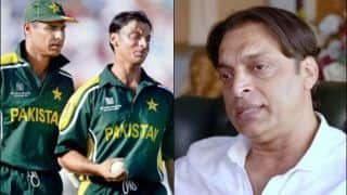 Shoaib Akhtar Makes Big Revelation, Says Poor Captaincy of Waqar Younis Cost Pakistan 2003 ICC World Cup Match Against India | WATCH VIDEO