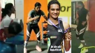 Extreme Training Footage of PV Sindhu Tells us Why She Became World Champion | WATCH VIDEO