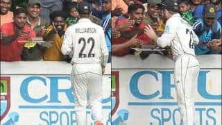 Heartwarming Video of Sri Lankan Fans Wishing Kane Williams on His Birthday With Cake Will Make Your Day | WATCH