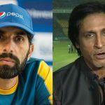 Pakistan Cricket Board (PCB) Keen on Giving Dual Role of Head Coach-Cum-Chief Selector to Misbah-ul-Haq; Rameez Raja Vehemently Protests