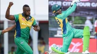 Heroics of Andre Russell, Shoaib Malik in Vain as Winnipeg Hawks Defeat Vancouver Knights to Lift Global T20 Canada 2019 Title