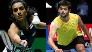 Badminton Association of India (BAI) Announce Cash Rewards For PV Sindhu, Sai Praneeth For Their Feats in BWF World Championship 2019