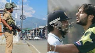 Gautam Gambhir vs Shahid Afridi: Gambhir Lashes Out at Afridi Again Over Abrogation of Article 370 in Jammu & Kashmir, Calls Him 'Immature', 'Brainless' in Latest Video