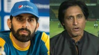 Pakistan Cricket Board (PCB) Keen on Giving Dual Role of Head Coach-Cum-Chief Selector to Misbah-ul-Haq; Rameez Raja Vehemently Protests