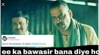 Saaho: Prabhas And Shraddha Kapoor's Film Spawns Hilarious Memes on Social Media