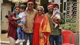Boman Irani's Grandchildren Just Added Dollops of Cuteness to Our Day as They Wished Fans 'Navroz Mubarak'