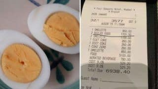 After Rahul Bose, Mumbai Hotel Charges Man Rs 1,700 For Two Boiled Eggs, Twitterati go Berserk