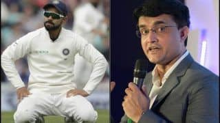 Sourav Ganguly Criticizes Team Selection of Virat Kohli For First Test Against West Indies, Suggests Indian Captain to be 'More Consistent'