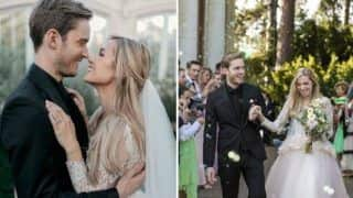 YouTuber PewDiePie Ties The Knot With Longtime Girlfriend Marzia Bisognin in Dreamy Wedding