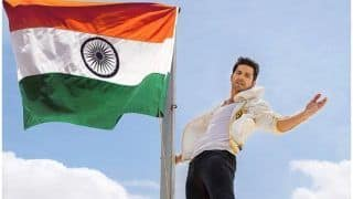 Varun Dhawan Has THIS Advice For Fans as he Wishes Them on Independence Day in Street Dancer 3D Style