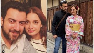 Dia Mirza And Sahil Sangha End Their Marriage, Announce Mutual Separation After 11 Years