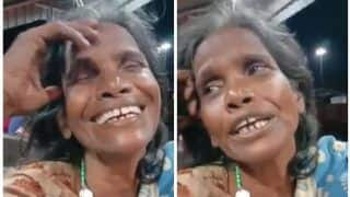 This Woman's Melodious And Soulful Voice Has Taken Over The Internet, Sings Lata Mangeshkar's Classic Song 'Ek Pyar Ka Nagma'- Watch