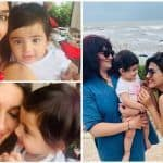 Kriti Sanon's Beach Pictures With THIS Awwdorable Munchkin is Cutest Thing on Internet Today!