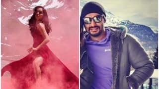 Shraddha Kapoor's Sizzling Red Look in Lap of Innsbruck Mountains Sets Fans oogling, Arjun Kapoor Calls it 'Sneeze Reaction'