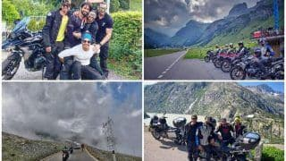 Shahid Kapoor, Ishaan Khatter And Kunal Kemmu's Surreal Bike Ride in Switzerland Gives Soha Ali Khan-Sumeet Vyas Major FOMO