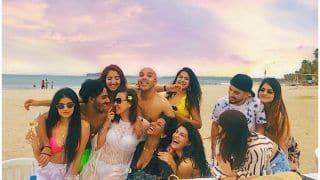 Jacqueline Fernandez' Party Scenes at Beach With 'Happy People' is Exactly How Fans Fantasize Their Sunday to be