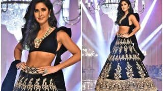 Katrina Kaif's Dreamy Walk at Lakme Fashion Week 2019 Leaves Fans Enchanted, Viral Pictures Break The Internet