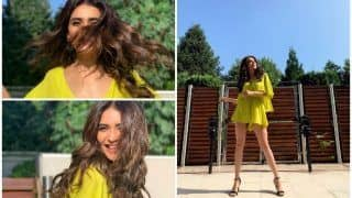 Karishma Tanna's Sultry Pictures From Bulgaria Makes Khatron Ke Khiladi Co-Contestant RJ Malishka Whistle!